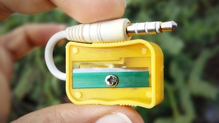 Download 6 Life Hacks for Sharpener YOU SHOULD KNOW Video