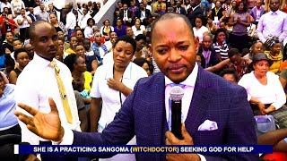 Download A WITCH DOCTOR RUNS TO PASTOR ALPH LUKAU FOR HELP - Accurate Prophecy Video