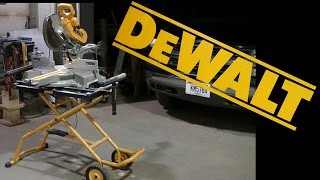 Download Dewalt DWS780 12″ Double Bevel Sliding Compound Miter Saw Video