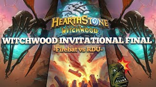 Download Witchwood Innvitational Final - Firebat vs RDU Video
