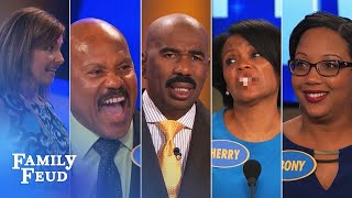 Download TOP 5 MOMENTS FROM DECEMBER 2016! | Family Feud Video