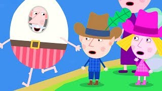 Download Ben and Holly's Little Kingdom   Wise Old Elf Becomes an Egg!   1Hour   HD Cartoons for Kids Video