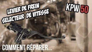 Download Tuto : Réparer Sélecteur de vitesse / Levier de frein moto (KPW 50 & Autre) Video