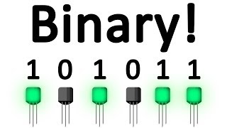 Download Why Do Computers Use 1s and 0s? Binary and Transistors Explained. Video