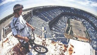 Download Tyler Fernengel BMX Session: Silverdome Video