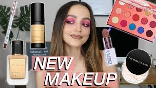 Download FULL FACE OF FIRST IMPRESSIONS - Pat McGrath, Il Makiage, + Strawberry Stuff Video