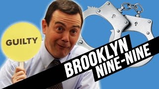 Download The Cast Of Brooklyn Nine-Nine Plays Never Have I Ever Video