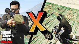 Download GTA 5 - RPG vs BIKERS запис от стрийм Video