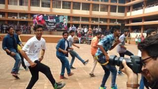 Download Flash Mob AURA'16 GIT Belgaum Video