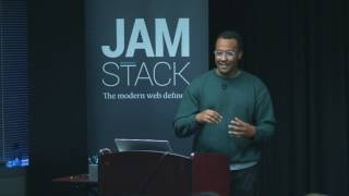 Download Frontend for a server-less stack — Brian Douglas Video