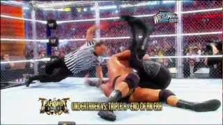 Download 2012 WWE Slammy Nominees - Match of The Year Video