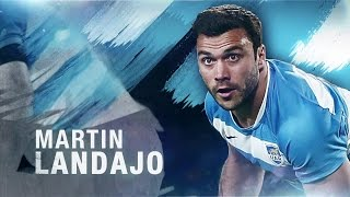 Download Los Pumas and Jaguares' Martin Landajo Video