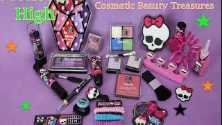 Download Monster High: Advent Beauty Calendar Cosmetic Beauty Treasures Video