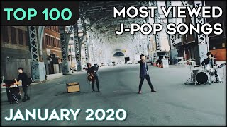 Download [TOP 100] MOST VIEWED J-POP SONGS - JANUARY 2020 Video