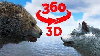 Download Ark VR Short Film    VR 360 in Stereo 3D Video