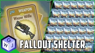 Download Fallout Shelter Lunchboxes Opening Legendary Overload Spooktacular Video