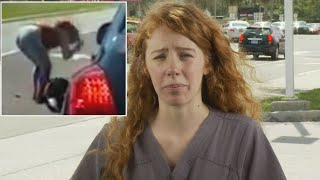 Download Woman Attacked By Mom, Daughter In Road Rage Incident: 'They Were So Mad' Video