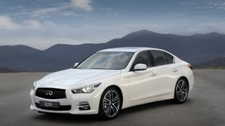 Download 2014 Infiniti Q50 Start Up and Review 3.7 L V6 Video