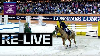 Download RE-LIVE | Trofeo Longines | La Coruña | Longines FEI Jumping World Cup™ Video