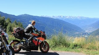 Download Europe 2013 Motorcycle tour trailer - Coming soon! Video