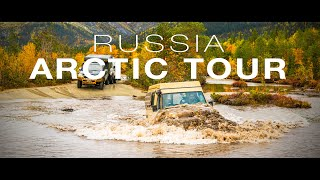 Download ARCTIC TOUR - LONG - Raid 4x4 Russie - 4x4 expedition in Russia // with Geko Expeditions Video