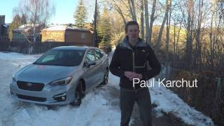 Download 2017 Subaru Impreza review from Family Wheels Video