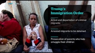 Download The Trump Presidency: Trump's new immigration order Video