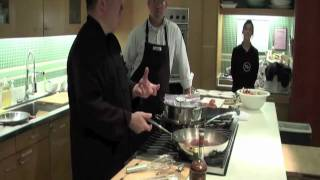 Download Chef John Live at Macy's with All Clad Video