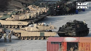 Download SOUTH KOREA-U.S. TALKS ON NEW MILITARY COST-SHARING DEAL BEGIN Video