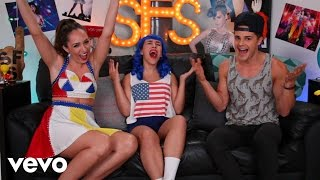 Download Katy Perry - Super Fan Showdown (#VevoSFS) Video