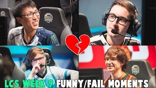 Download LCS WEEK 9 FUNNY/FAIL MOMENTS - 2017 Spring Split Video