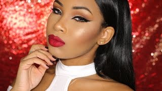 Download RED LIPS + FULL GLAM   AALIYAHJAY Video