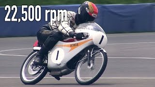 Download 9 Of The Highest Revving Four-Stroke Bikes In The World Video