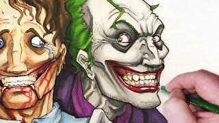 Download Let's Draw the Joker! - ″Don't Worry, Be Happy!″ Video