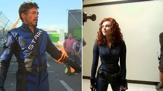 Download Iron Man 2 | Behind the scenes Video
