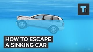 Download Here's how to escape a flooding vehicle Video