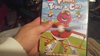 Download Barney:Planes,Trains,& Cars/Nick Picks Holiday DVD Unboxings Video