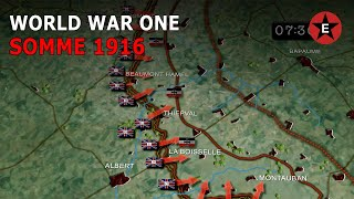 Download Epic History: Battle of the Somme 1st July 1916 Video
