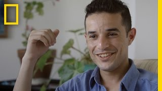 Download For Syrian Refugees, He Is a Friendly Face in a Strange New Land | Short Film Showcase Video