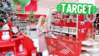 Download CHRISTMAS SHOPPING AT TARGET!! | Vlogmas Day 2 Video