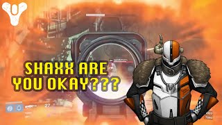 Download Lord Shaxx Got a Little Too Excited Video