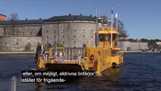 Download Färjerederiet – jobba till sjöss och bo hemma | Trafikverket Video
