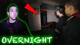 Download Scariest night of our lives. | Queen Mary Room B340 Video