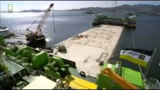 Download Underwater Tunnel Project in South Korea Documentary Video