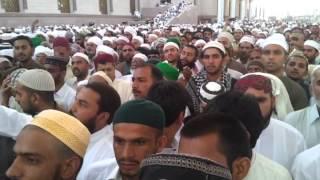 Download SALATO-SALAM IN MASJID E NABWI (S.A.W.W) EID-UL-FITAR 2012 Video
