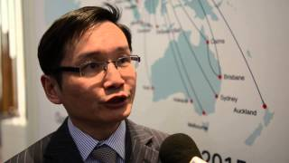Download Tony Sham, country manager - Germany & Switzerland, Cathay Pacific Video