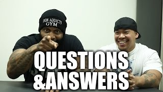 Download CT Fletcher - Q&A! Man Boobs / Calisthenics / Bench Press Development Video