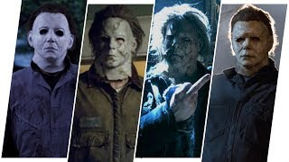 Download Michael Myers Evolution in Halloween Movies (2018) Video