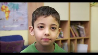 Download Two boys from Syria and Germany break down barriers with friendship | UNICEF Video