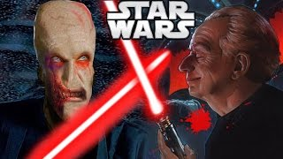Download Everything Palpatine REALLY Did When He Killed Plagueis - Star Wars Explained Video